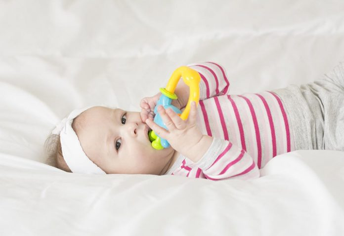 Best Teething Toys For 3 Month Old